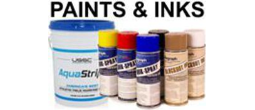 Striping Paints, Inks, Marking Chalk and Striping Machines