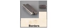 Steel Border Inspection Stamps