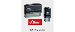 Shiny Self-Inking Printer Stamps
