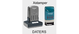Xstamper Daters & Numbering Stamps