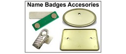 Name Badge Accessories