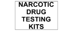 Drug / Narcotic Testing Kits