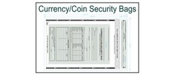 Currency/Coin Security Bags