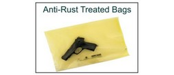 Plastic Weapon Storage Bags - Anti-rust treated