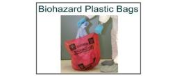 Bio Hazard Plastic Bags