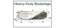 Body Bags - Heavy-Duty