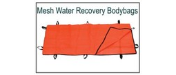 Body Bags - Mesh Water Recovery