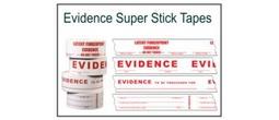 Evidence Tape - Super-Stick