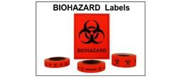 Labels - Biohazard