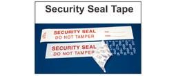 Seals - Precut Tamper-Indicating Void Security