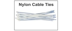 Ties - Nylon Cable