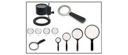 Magnifiers, Hand Held, Electric, Tabletop, Assortment