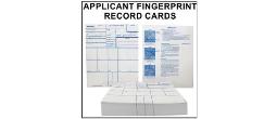 Fingerprint Cards Applicant-Personnel-Immigration