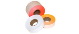 2512 Labels, 4 colors to choose from