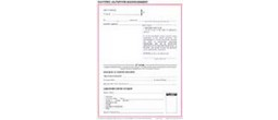 All Purpose Acknowledgement Forms
