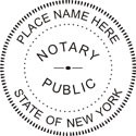 New York Notary Embosser