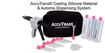 AccuTrans Casting Silicone Silicone Casting Material Evidence Casting Master AA or SEM Homicide Investigation Kits Luminol Blood Detection Reagent Spray Personal Protection Bloodstain Identification Alcohol Breath Analyzers Syringe Protection/Coll
