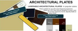 Architectural Molded Plates
