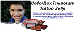 ColorBox® Temporary Tattoo Inks