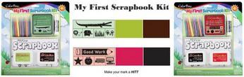 My First Scrapbook Kit