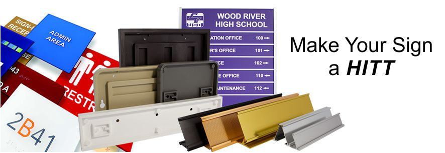Signs and Nameplates