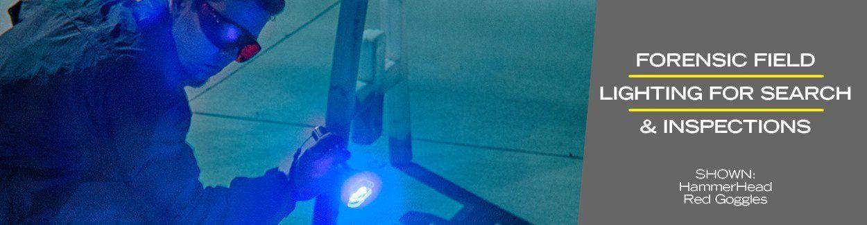 Foxfury Forensic Lights
