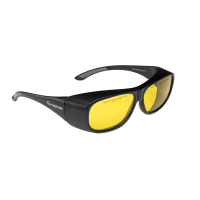 Laser Goggles OD 6+ Yellow