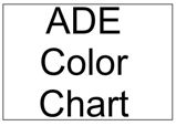 ADE Color Chart