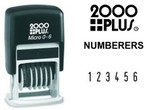 2000 Plus Micro Numberer Printer