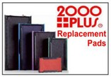 COSCO 2000 Plus Replacement Pads
