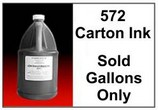 572 Carton Printing Inks