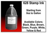 628 Polyethylene Industrial Stamp Inks