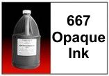 667 Ultra Permanent Opaque Ink