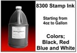 8300 Fast Dry Inks