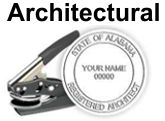 Architectural State Seals, EMBOSSER