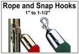 Rope and Rope Snap Hooks