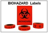 Labels - Biohazard