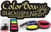 ColorBox Blacklight Neon Inkpads