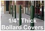 "1⁄4"" Bollard Covers"