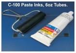 C100 Paste Tube Inks