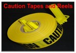 Caution Tapes and Reels