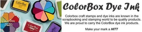 ColorBox® Premium Dye Ink by Stephanie Barnard Sprays!