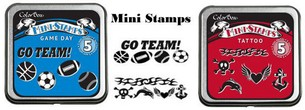ColorBox® Mini-Stamps