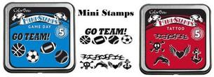 ColorBox® Mini-Stamps