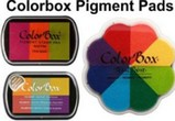 ColorBox Pigment Stamp Pads
