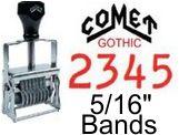 Comet 5/16