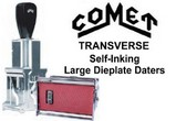 Comet Transverse Dieplate Daters