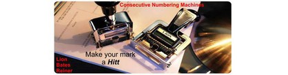 Consecutive Automatic Numbering Machines