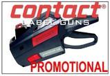 Contact Price Marking Gun, Promotional Labeler