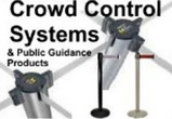 Crowd Control & Public Guidance Systems
